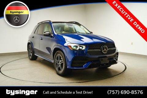 Certified Pre-Owned 2020 Mercedes-Benz GLE GLE 450 4MATIC® 4D Sport Utility